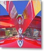 Red Wings Metal Print