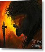 Redeemed Metal Print