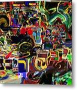 Redemption Prayer 14 U Metal Print