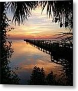 Redemption Sunrise  Metal Print