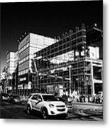 redevelopment of the imperial palace casino Las Vegas Nevada USA Metal Print
