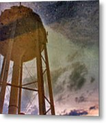 Reflected Necessity Metal Print