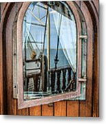 Reflecting Out To See Metal Print by Dale Kincaid