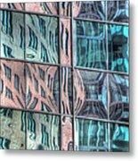Reflection 19 Metal Print