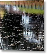 Reflection Metal Print