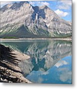 Reflections In Time Metal Print