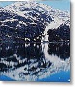 Reflections Captured In Alaska # 1 Metal Print