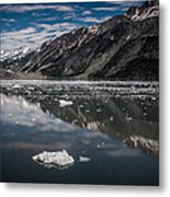 Reflections Of Alaska Metal Print
