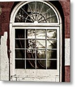 Reflections Of Yesteryear Metal Print