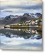 Reflections Of Iceland Metal Print