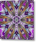 Reflections Of Source Metal Print