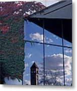 Reflections Of Spokane Metal Print