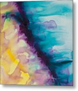 Reflections Of The Universe Series No 1420 Metal Print