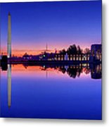 Reflections Of World War II Metal Print