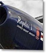 Regulus 1 Metal Print