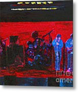 Rehearsal Metal Print by Alys Caviness-Gober