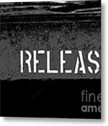 Release Two Metal Print