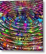 Relections Of My Past Metal Print by Bobby Hammerstone