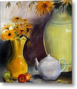 Reliable Loyalty Metal Print by Jane Autry
