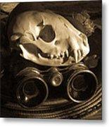 Relics IIi  Metal Print