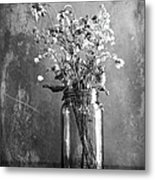 Remains Of The Season Metal Print