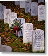 Remember Our Dead Metal Print