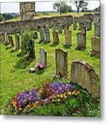 Remembering A Loved One Metal Print
