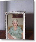 Remembering Grandma Metal Print