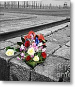 Remembering The Painful Past Metal Print