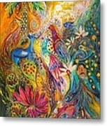 Remembering Yotvata Metal Print