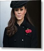 Remembrance Sunday Metal Print