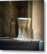 Remembrance The Glass Metal Print