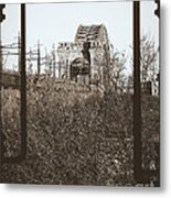 Reminiscent Of Earlier Travel Metal Print