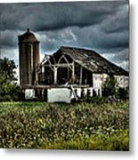 Remnants Of The Past Metal Print