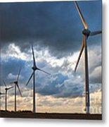 Renewable Energy Metal Print