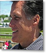 Republican Mitt Romney Metal Print