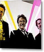 Reservoir Dogs Metal Print by Jeremy Scott