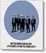 Reservoir Dogs Poster  Metal Print