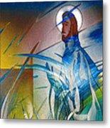 Resurrection Of Christ 1990 Metal Print