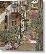 Rethimnon-crete-greece Metal Print