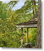 Retreat Metal Print