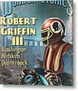 Retro Sci Fi Rg3 Metal Print
