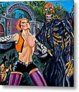Return Of The Living Dead Metal Print