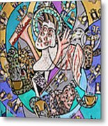 Revelation Chapter 5 6-14 Metal Print by Anthony Falbo