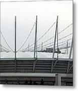 Revised Old Bc Place Metal Print