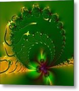 Revolving And Revolving Metal Print