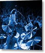 Rg #10 In Blue Metal Print