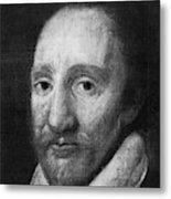 Richard Burbage (c1567-1619) Metal Print