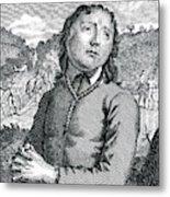 Richard Hurst  Catholic, Hanged Metal Print
