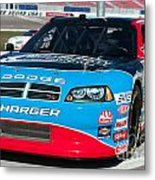 Richard Petty Driving School Nascar  Metal Print